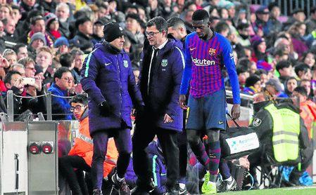 Valverde se queda sin delanteros ante el Betis