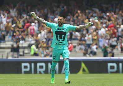 Los Pumas de Michel vencen al Veracruz y quedan a 4 puntos del líder