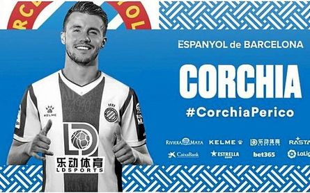 Corchia, ya 'perico', busca recuperar la continuidad