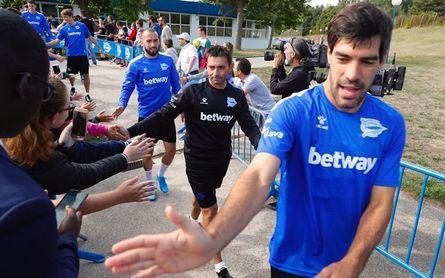 Luis Rioja: Estoy satisfecho con mi rendimiento y agradecido al entrenador