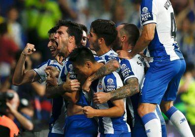 3-1: Una gran segunda parte deja al Espanyol más cerca de la Europa League