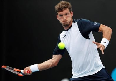 El español Pablo Carreño se clasifica a los cuartos de final del ATP 250 Winston Salem Open