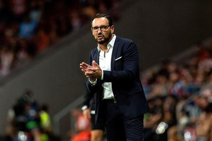 """Bordalás: """"Confiamos en interpretar bien el partido frente al Athletic"""""""