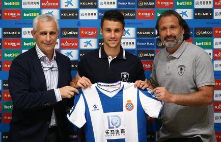 """Corchia: """"Desde que me dijeron que el Espanyol me quería, quise venir"""""""