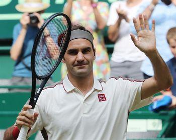 """Federer: """"Es lo mejor que he sentido en años viniendo al Abierto de EE.UU."""""""