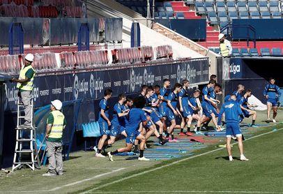 """Jagoba Arrasate: """"El partido ante el Eibar va a ser trepidante"""""""