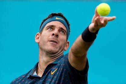 El tenista argentino Juan Martín del Potro anuncia que volverá a competir