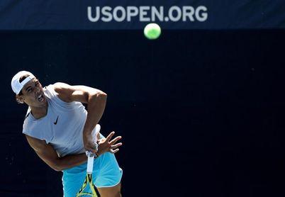 Djokovic debuta el lunes y Nadal el martes en el Abierto de EE.UU