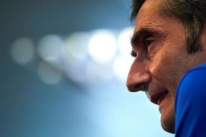 """Valverde: """"Es una obligación para mañana que consigamos los tres puntos"""""""