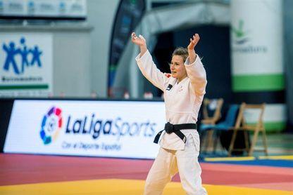 Distria Krasniqi deja a Laura Martínez sin medalla