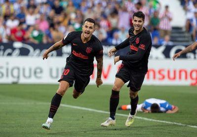 """Vitolo: """"Tiene razón Simeone, un gol no cambia nada"""""""