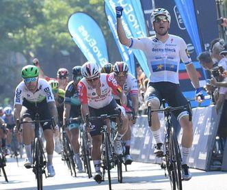 Viviani gana la Cyclassic de Hamburgo por tercer año consecutivo