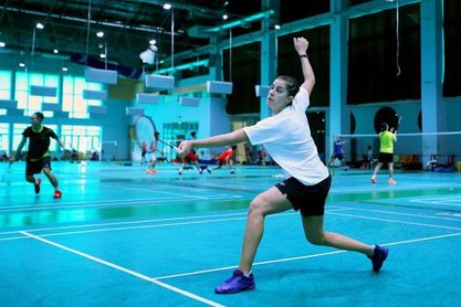 Carolina Marín busca recuperar sensaciones en la vuelta a la competición en Vietnam