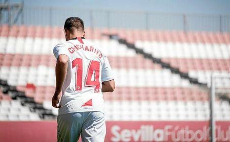 """Chicharito: """"El Sevilla es un equipo Triple A"""""""