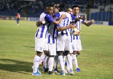 Dos triunfos seguidos de Honduras reviven las esperanzas en la ruta a Catar 2022