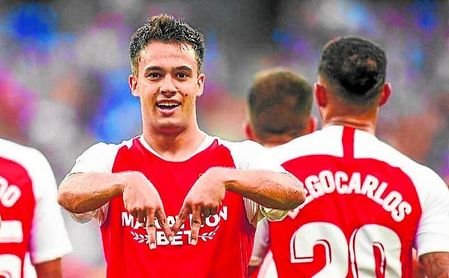 """Florentino Pérez: """"Reguilón necesitaba formarse en un gran club como el Sevilla"""""""