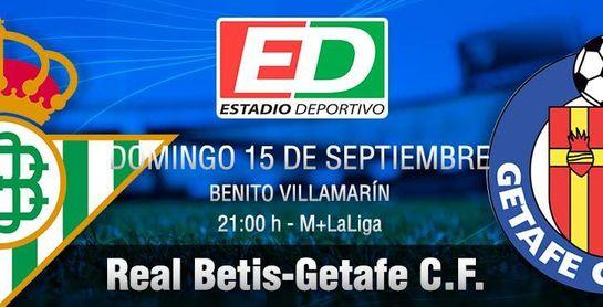 Real Betis-Getafe: Los cimientos de la dinámica