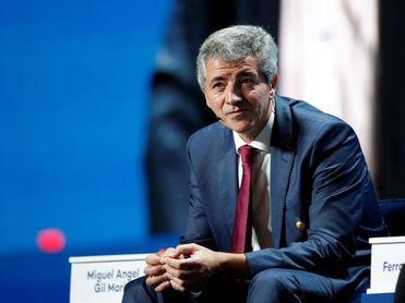 Gil Marín, protagonista en el 'World Football Summit'
