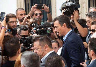 """Sánchez pide """"responsabilidad"""" a todos los partidos para no ir a elecciones"""