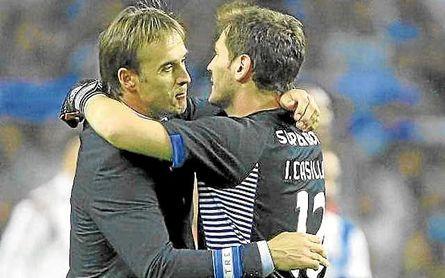 Iker Casillas 'muere' por el Sevilla