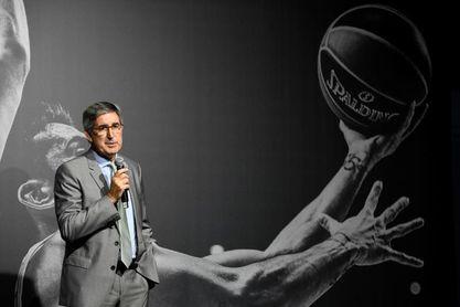 """Bertomeu: """"La ida-vuelta de los jugadores entre NBA y Euroliga se normaliza"""""""
