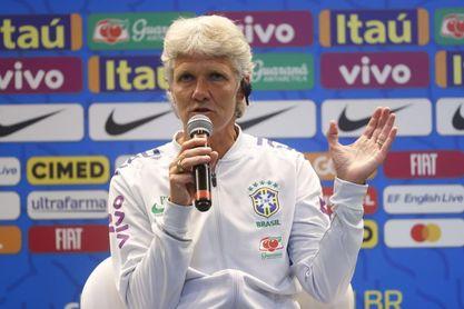 Sundhage convoca a la selección brasileña para los amistosos con Inglaterra y Polonia