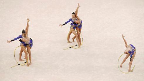 Rusia se impone en conjunto y España, decimoséptima, se jugará la plaza olímpica en Kiev