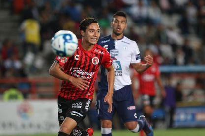 4-1. El Pachuca golea por al Tijuana y se acerca a zona de clasificación