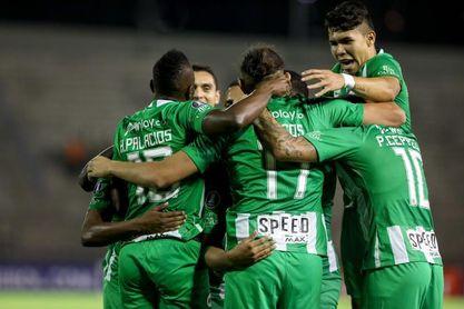 Nacional recobra su fuerza y le gana 1-2 al Deportivo Pasto en la fecha 12