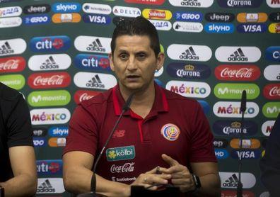 Ronald González, nuevo seleccionador de Costa Rica