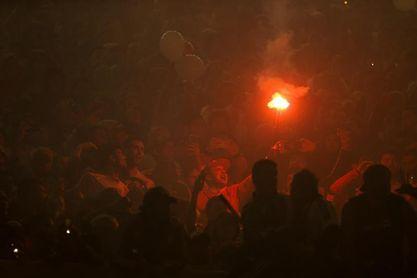 La euforia de los hinchas de River se multiplicó tras otra victoria ante Boca
