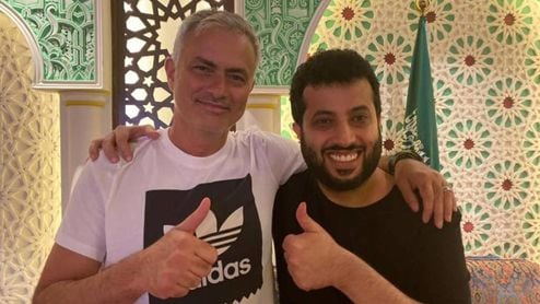 Setién, Machín y, ahora, Mourinho