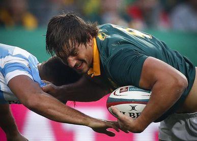 Investigan a una estrella de rugby sudafricana por supuesto abuso racista