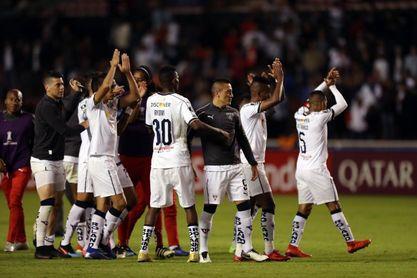 Suspendido el partido Liga-Emelec en la Copa de Ecuador por el estado de excepción