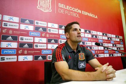 """Robert Moreno: """"Me gustaría que los equipos españoles tuvieran más españoles"""""""