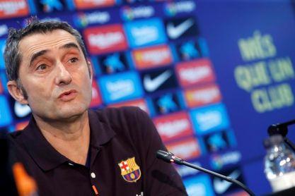 """Valverde: """"Aquí se toca fondo un lunes y el miércoles estás en el cielo"""""""