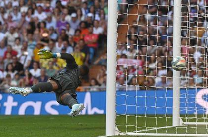 """Zidane: """"Areola lo ha hecho muy bien"""""""