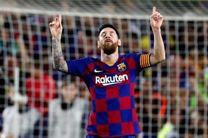 El Barça tira de talento y el Atlético se atasca
