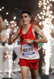 Dani Mateo remontó hasta el décimo puesto