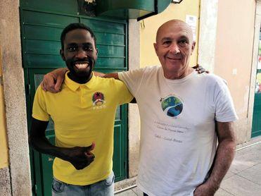 Braima, el héroe de Doha que vive y estudia en Portugal gracias a una ONG