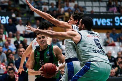 81-68. El Joventut gana su primer partido de la temporada ante el Brescia
