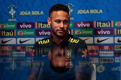 """Neymar, feliz en el PSG: """"Defenderé a mi club con uñas y dientes"""""""