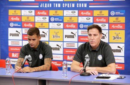 """Berizzo: """"Debemos contraponer fútbol e intensidad ante Serbia"""""""