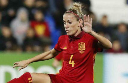Ángela Sosa debuta en partido oficial con España