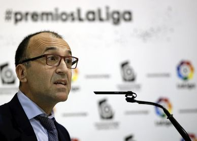 Javier Gómez dejará de ser director general corporativo LaLiga a final de año