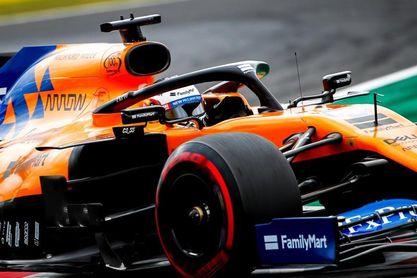 "Carlos Sainz ve al McLaren ""competitivo"" en Suzuka"