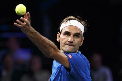 """Federer: """"Las nuevas generaciones están llamando a la puerta a lo grande"""""""