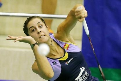 Carolina Marín supera sin problemas la primera ronda del Abierto de Dinamarca