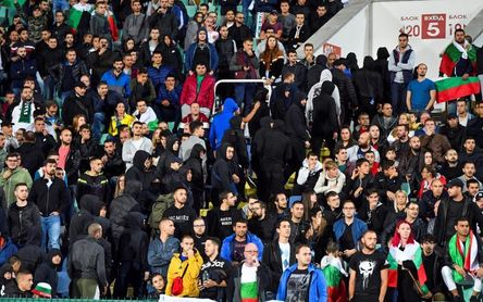 La UEFA abre expediente tras el Bulgaria-Inglaterra e investigará el gesto de Turquía
