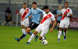 1-1. Darwin Núñez sella el empate de Uruguay en su debut con la celeste